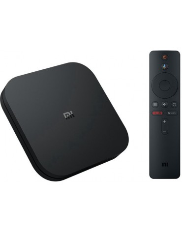 RECEPTOR XIAOMI MI BOX S TV 4K ULTRA HD
