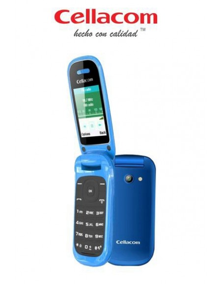 CEL CELLACOM M232 AZUL