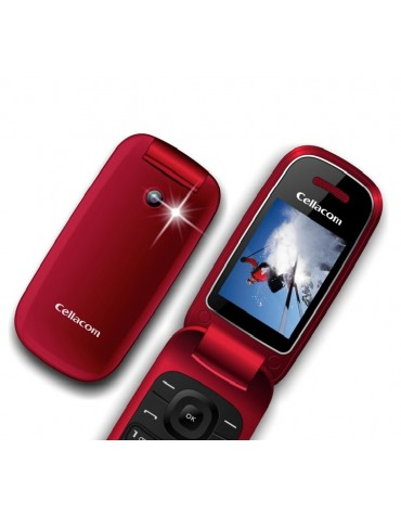 CEL CELLACOM M232 RED