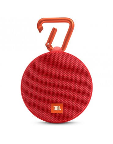 SPEAKER JBL CLIP 2 RED