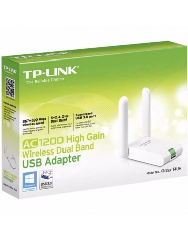 TP-LINK ARCHER T4UH AC1200 DUAL BAND WIF