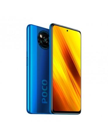 Celular Xiaomi Pocophone X3 64GB Dual Sim Azul