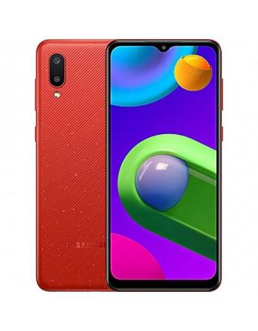 CEL SAM. M022M GALAXY M02 3+32GB DS RED
