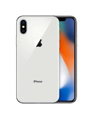 Celular Apple Iphone X Swap Grado A+ 64GB Prata