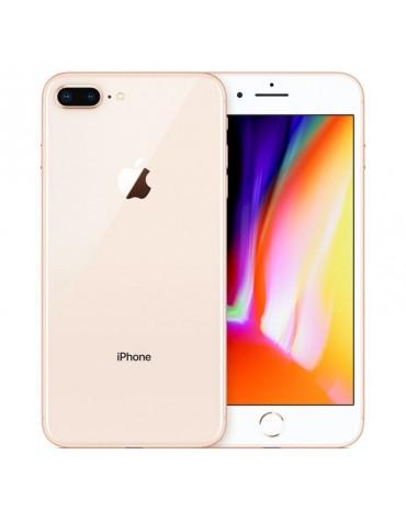 Celular Apple Iphone 8 Plus 64GB Grado A Dourado