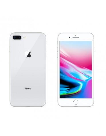 Celular Apple Iphone 8 Plus 64GB GRADO A Prata