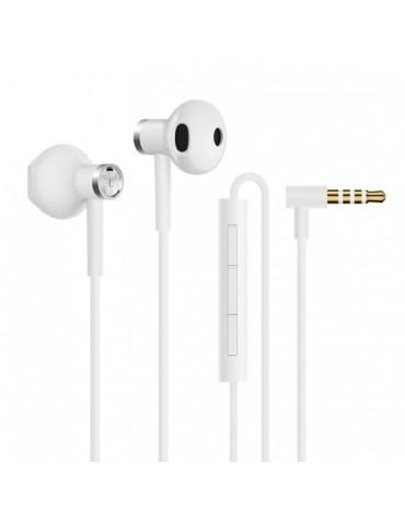 FONE XIAOMI MI DUAL EARPHONES WHITE