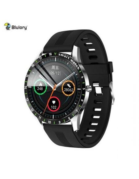 Smartwatch Blulory BW10 Preto
