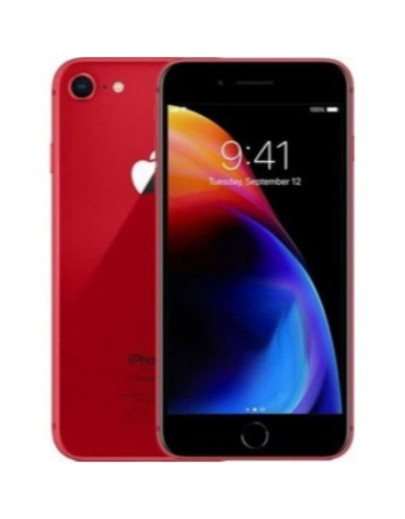 Celular Apple Iphone 8 Swap 256GB Americano Vermelho