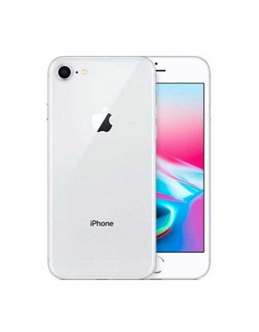 Celular Apple Iphone 8 256GB Swap Americano Prata