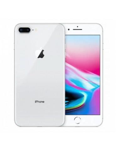 Celular Apple Iphone 8 Plus Grado A 256GB Americano Prata