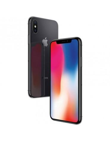 Celular Apple Iphone X 256GB Grado A Americano Preto