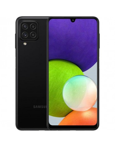 Celular Samsung Galaxy A22 A225M 4+128GB Dual Sim Preto