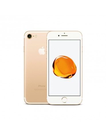 Celular Apple Iphone 7 128GB Grado A Americano Dourado