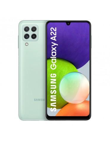 Celular Samsung Galaxy A22 4+128GB Dual Sim Verde
