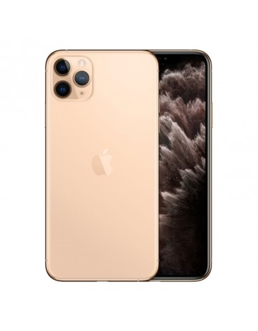 Celular Apple Iphone 11 Pro Max 256GB Grado A+ Dourado