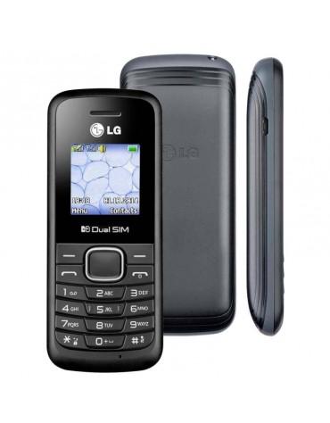 Celular LG B220 Dual Chip Preto