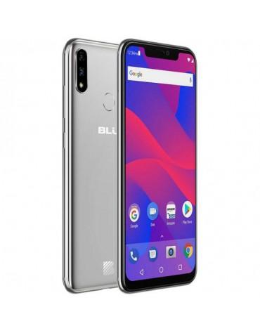 Celular Blu Vivo XI+ V0311WW 6.2 128GB Dual chip Prata