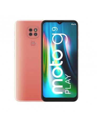 Celular Motorola Moto XT2083-1 G9 Play 4+64GB Single Sim Rose